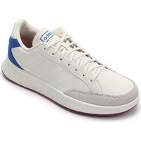 Tênis Adidas Netpoint Masculino - Masculino-Off White+Azul
