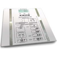 Balança De Peso Kikos Ison Silver