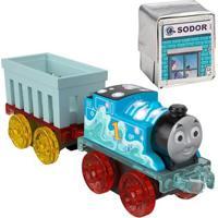 Locomotiva Thomas E Seus Amigos - Thomas E Mini Figura Surpresa - Fisher-Price