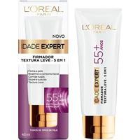 Idade Expert 55+ L'Oréal Firmador 5 Em 1 Com 40Ml