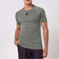Camiseta Fila Run Gear Masculina Cinza