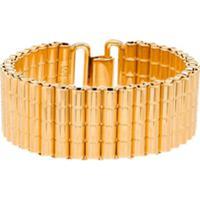 Loewe Pulseira Com Elos - Dourado