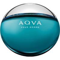 Aqva Pour Homme Bvlgari - Perfume Masculino - Eau De Toilette 150Ml - Masculino