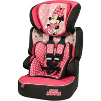 Cadeira Para Auto De 09 À 36 Kg - Beline Sp - Minnie Mouse - Team Tex - Disney - Feminino