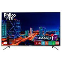 Tv 4K Led Philco Ptv75E30Dswnt Netflix Bivolt