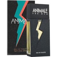 Perfume Animale Masculino For Men Edt 100Ml - Masculino-Incolor