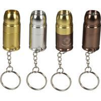 Lanterna Mini Led Bullet Nautika Tático 24 Peças