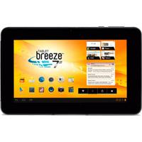 "Tablet Aoc Breeze 7Y2241 - Dual Core 1.2Ghz - Ram 1Gb - 4Gb - Câmera 0.3Mp"" - Tela 7"" - Android 4.1"