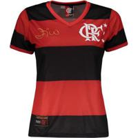 Netshoes  Camisa Flamengo Champion Feminina - Feminino 6e7b19ce31c61