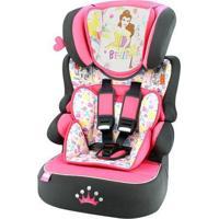 Cadeira Para Auto Disney Beline Sp Princesas Rosa