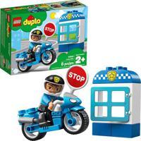 Lego Duplo - Moto Policial - 10900 Lego 10900