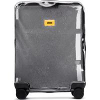 Crash Baggage Bolsa Share Translúcida - Branco