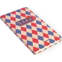 Caderno Circus Cor: Multicolorido - Tamanho: Único