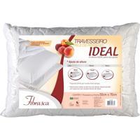 Travesseiro Ideal Pele De Pêssego Para Fronha 50X70