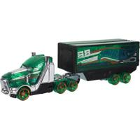 Carrinho Hot Wheels - Track Stars - Speed Hauler - Mattel