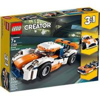 Lego Creator 31089 Carro De Corrida Sunset - Lego - Kanui