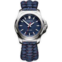 Relógio Victorinox Swiss Army Feminino Nylon Azul - 241770
