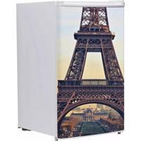 Adesivo Sunset Adesivos De Frigobar Envelopamento Porta Paris