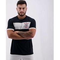 Camiseta Corinthians Basic Masculina - Masculino