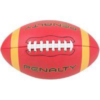 Bola Penalty De Futebol Americano Viii - Vermelho