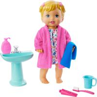 Boneca Little Mommy - Hora De Dormir - Rosa - Mattel
