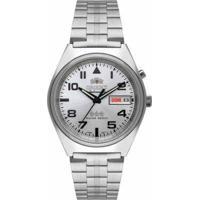 Relógio Orient Masculino - Masculino-Prata