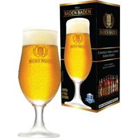 Taça Ruvolo Cerveja Institucional 370 Ml Baden Baden