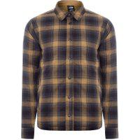 Jaqueta Masculina Fort Point Insulated Flannel - Marrom