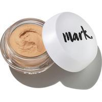 Base Mousse Nude Matte Mark 18G - Bege Médio - Feminino-Incolor