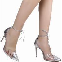 Sapato Schutz Scarpin S-Wild Vinil
