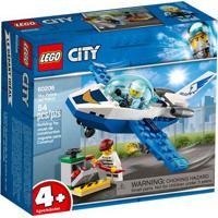 Lego City - Patrulha Aérea - Jato Patrulha - 60206