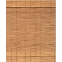 Persiana Soho Romana Bambu 120X140 - Evolux - Oak