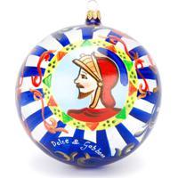 Dolce & Gabbana Bola De Natal - Azul