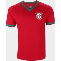 Camisa Portugal Edição Limitada Masculina - Masculino