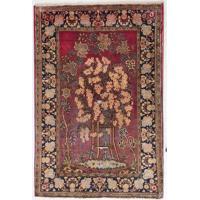 Quadro Tapete Isfahan Antigo - 1,56 X 1,22