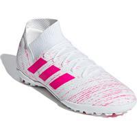 Chuteira Society Adidas Nemeziz 18 3 Tf - Masculino