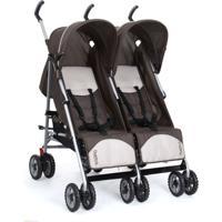Carrinho De Bebê Duetto Brown 0 A 15Kg - Unissex