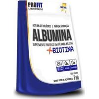 Albumina 1Kg - Profit - Unissex