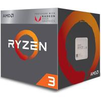 Processador Ryzen 3 2,2Kg (Am4) Amd Yd2200C5Fbbox