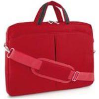Bolsa Feminina Para Notebook Ate 15 Polegadas Vermelha Multilaser - Bo171