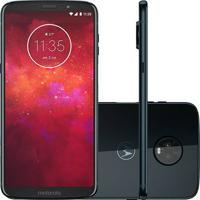 Smartphone Motorola Moto Z3 Play 64Gb Xt1929 Desbloqueado Índigo