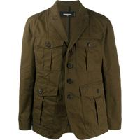 Dsquared2 Light Weight Jacket - Verde