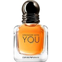 Stronger With You He Giorgio Armani Perfume Masculino - Eau De Toilette 30Ml - Masculino-Incolor