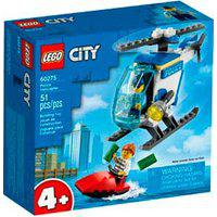 Lego City - Helicóptero Da Polícia - 60275