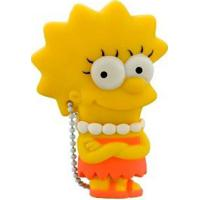 Pen Drive Multilaser Simpsons 8Gb Lisa