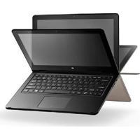 Notebook 2 Em 1 Intel Quad Tela 11.6 Ram 2Gb .32Gb Windows 10 Cinza M11W Nb258