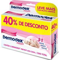 Kit Creme Para Prevenção De Assaduras Dermodex Prevent 1 Unidade