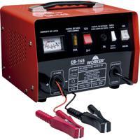 Carregador De Bateria Worker 434760 Cb16S 60Hz 220V