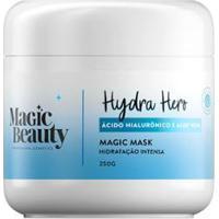 Máscara Hidratação Intensa Magic Beauty Hydra Hero - 250G - Unissex-Incolor