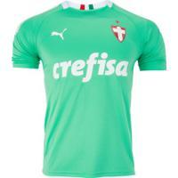 Camisa Do Palmeiras Iii 2019 Puma - Masculina - Verde Claro